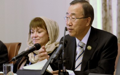 United for Iran Welcomes UN Chief's Support for Human Rights and Democracy in Iran