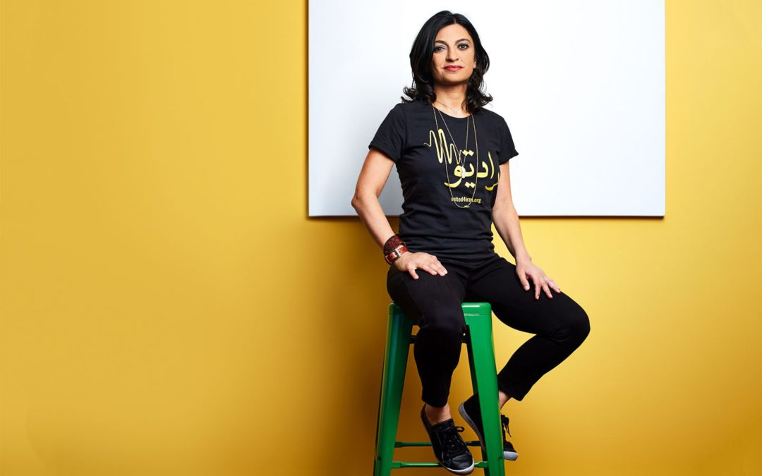 Iran's digital activists are fighting oppression with period trackers