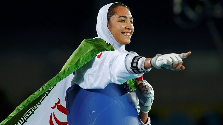 Iranian Women Won More than a Medal at the Olympics