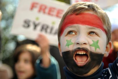 """A Call to Action from the Organizers of """"Syria Sit-In"""""""