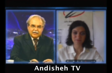 Andisheh TV Interview